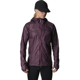 Houdini W's Come Along Jacket Last Round Red